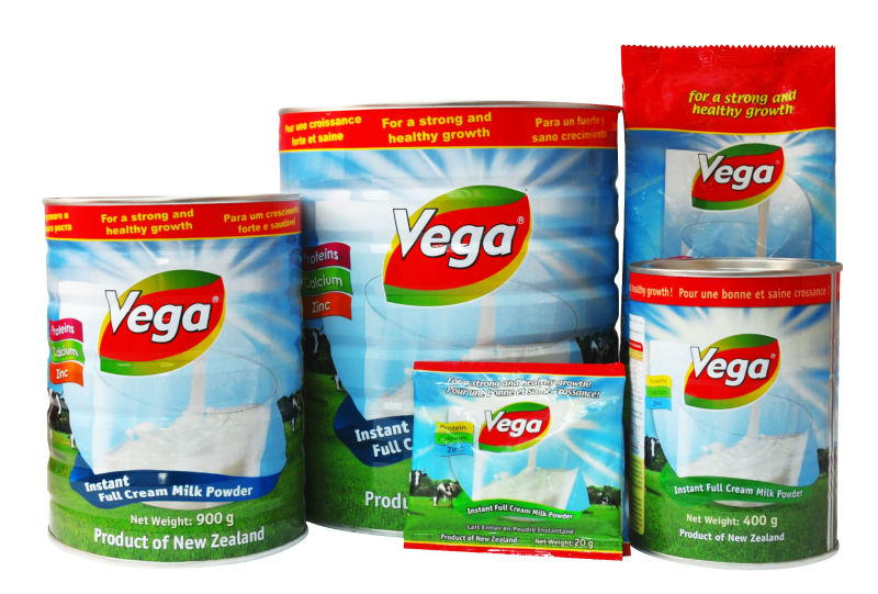 Vega Milk Powder