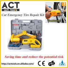 Tyre Puncture Plug Tire Repair Kit With Strings and Plier