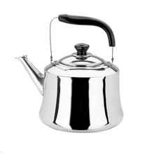 Wholesale 5 Liter Eco-Friendly Stainless Steel Whishling Water Kettle