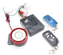 Hot Sale Motorcycle One-Way Wireless alarm system for engineer