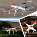 LH-X6C 2.4G 4CH 6 Axis Built-in Gyro RC Quadcopter Drone Professional with Camera