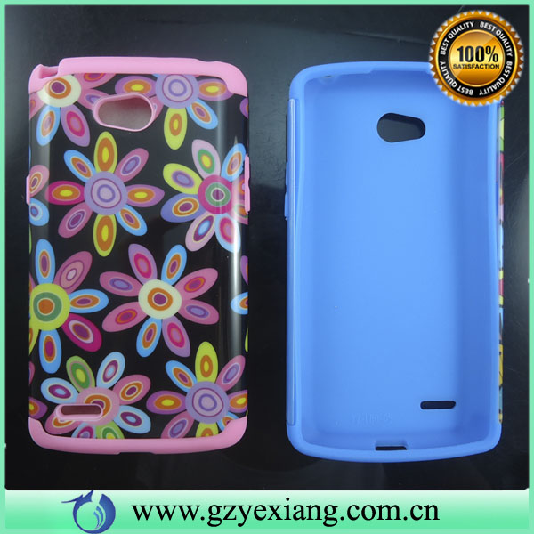 South America hot sell cover with fancy designer phone case for lg l80