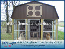 cheap chain link dog kennels/chain link wire fencing(31years professional factory)