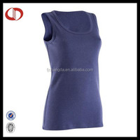 Women plain and blank tank top fitness