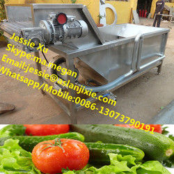 automatic fruit and vegetable processing machine or equipment/vegetable washing machine with best price for hot sale
