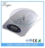 TOYE touch sensor button digital kitchen scale TY--806