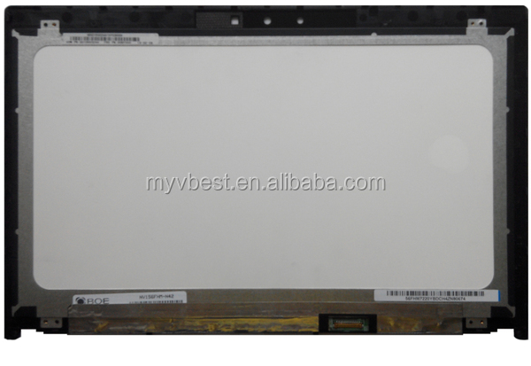 15.6 inch 00NY503 General second hand Notebook Touch LCD Monitor for P50 with Warranty