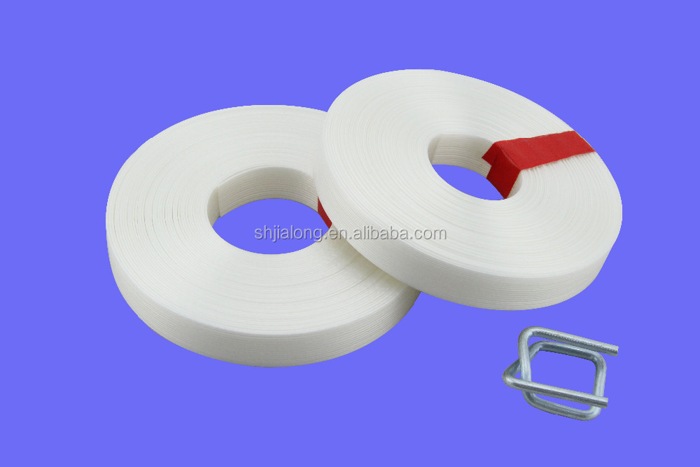 Polyester fiber packing strap