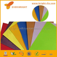 2014 new products fancy color butterfly hot stamping EVA foam sheet