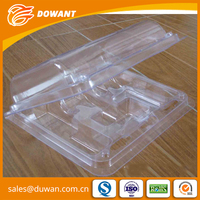 Factory supply pvc double clamshell blister packing