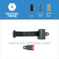 2 point ALR seat belt (C027 D024),automobile seat belt extender