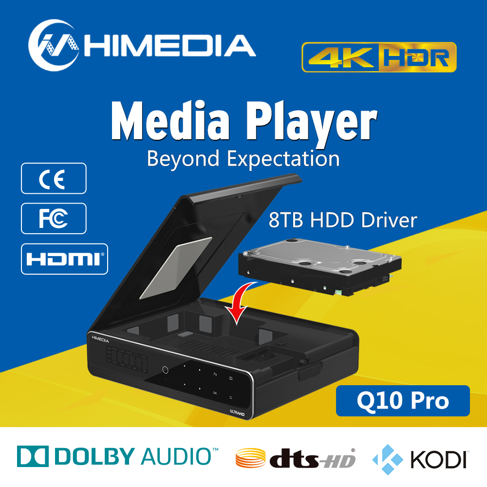 Full HD <strong>Android</strong> Mini PC Support 3.5' Sata Hard Disk, Bluetooth 4.0, 4K @ 60fps