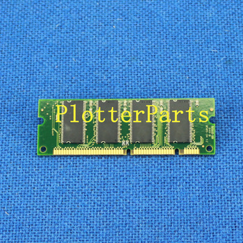 Q7707-67951 memory 32MB, 100-pin for the HP Color LaserJet 2840 2820 printer parts