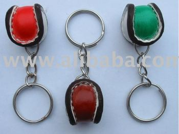 hurling ball key ring