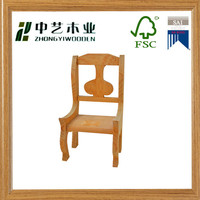 leisure chairs entertainment small wooden toys wooden chairs wooden chair for doll