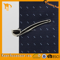 2016 fashion funny colorful painted tie bar / tie clips for men