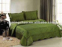 3 pcs king bedspread with two pillowcases