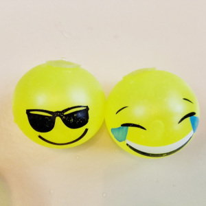 Smash Water Ball With Emotion For Capsule toy