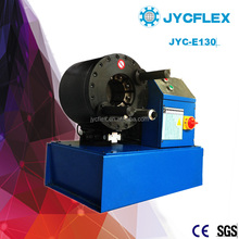 Quick change tool rubber pipe joints pressing machine Oil hydraulic joints hose pressed machine