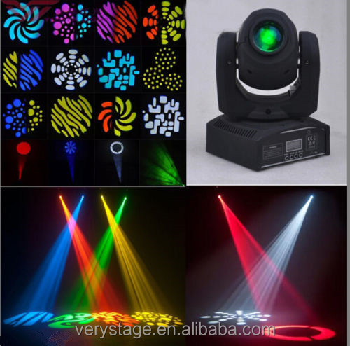 DJ led moving head inno pocket spot 10W mini moving head