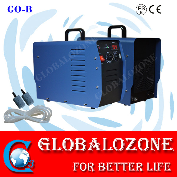 LCD newest design portable ozone therapy machine air water purifier ozone generator for sale