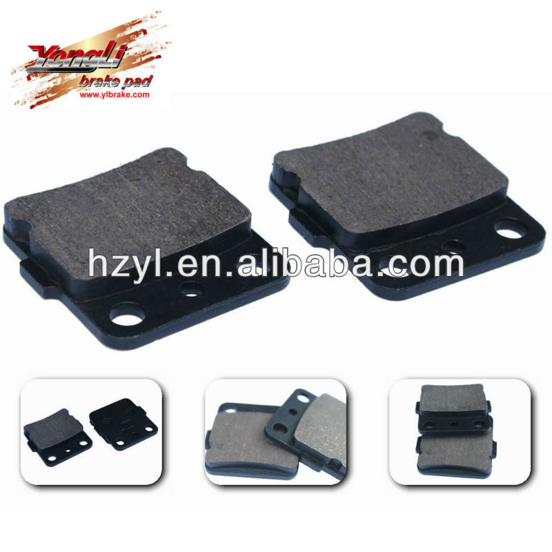 Semi-metallic ATV china atv brake parts