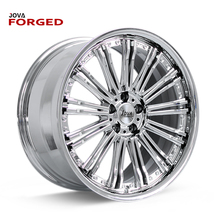 Fine Processing Forged Alloy Automotive Rims And Wheels