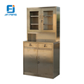 Factory Sale Cheap Bulk Stainless Steel Kitchen cabinet price