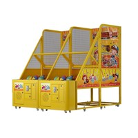 Newest kid basketball arcade game machine,baby basketball arcade game machine