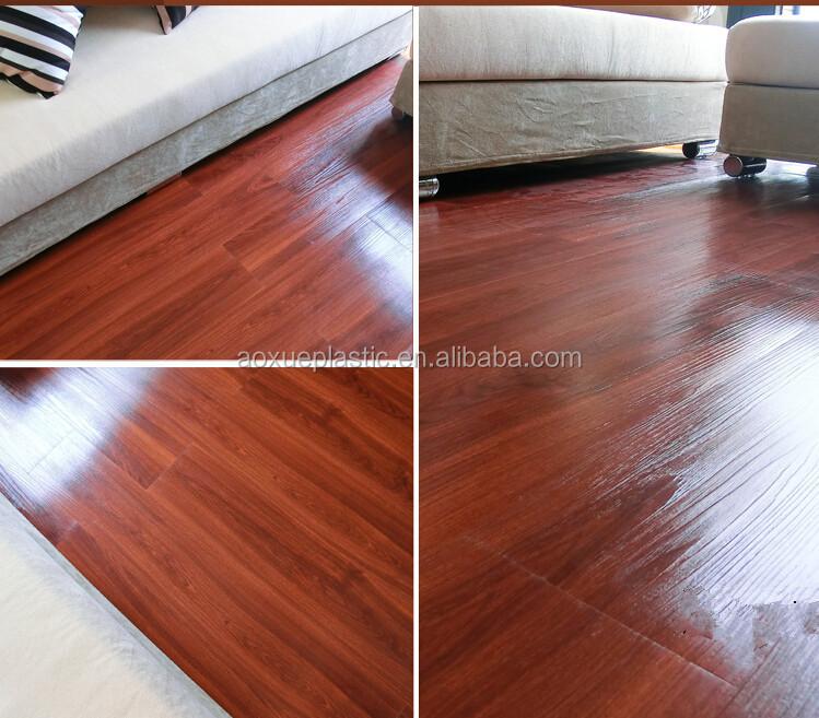 luxury wood grain vinyl floorings planks with click
