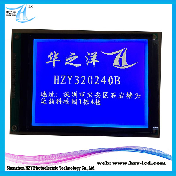 RA8835 5V LCM LCD Module Graphic 320 By 240 China Provider LCM