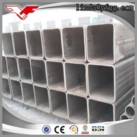 Square/Rectangular Steel Pipe/Hollow Section/SHS supplieres 100X100MM