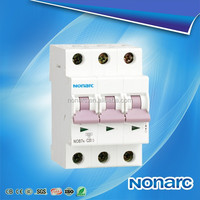 NOB7 IEC898 CE approve Circuit Breaker Manufacture 10 amp switch