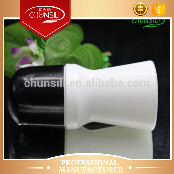 2017 new product wholesale OEM 50ml plastic roll on bottle body fragrance oil