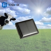 GPS tracking system software solar powered GPS tracker for pet dog cow sheep