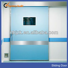 Hospital Using X-ray protection Lead doors with glass