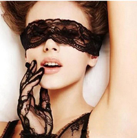 Sexy Lace Blindfold Mask Hand Cuffs Set Exotic Adult Games Accessories Bondage Restraints Restrictions Sex products For Couple