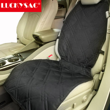 Pet accessories wholesale China application and waterproof pet seat cover Dog Car Front Seat Crate Cover