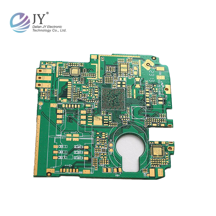 Pcb Layout Pcb Design Drawing Schematic With Green Solder Mask - Buy ...