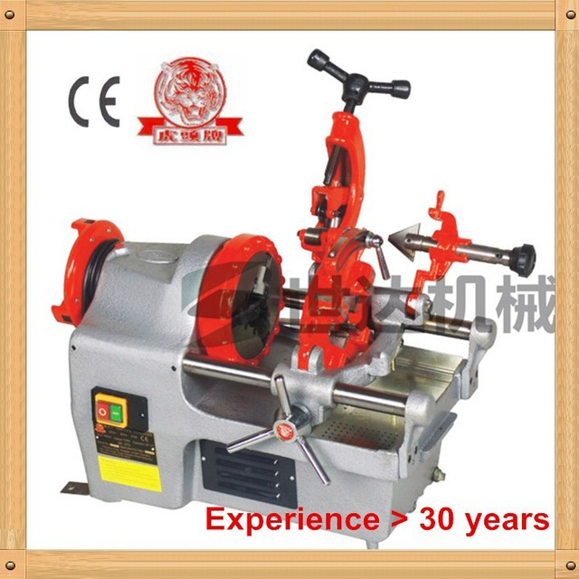 China CE Approved Multi-function Pipe Threading Machine/Pipe Bolt Threading Machine