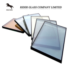 3-19mm Toughened Glass For 6+9a+6 Insulated Window 5+6a+5 Hollow Glass