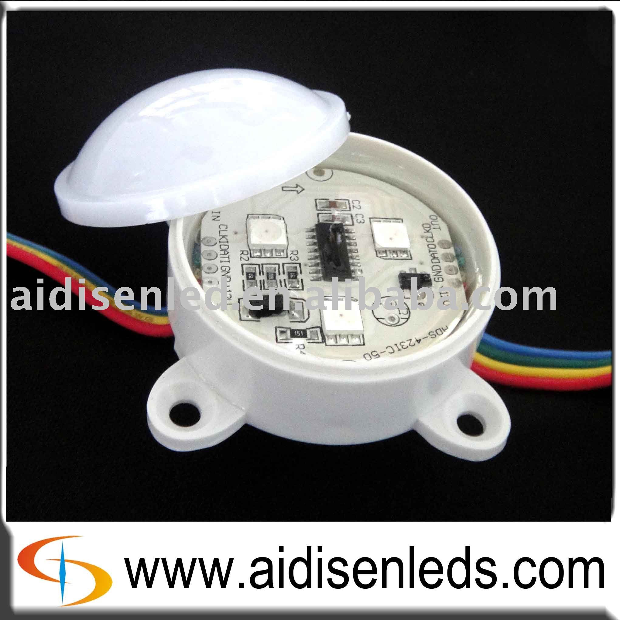 led pixel point source ligth source, smd5050, 0.72W