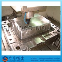 plastic suitcase mould, luggage mold, luggage box mould
