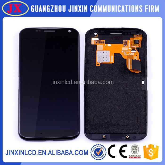 [Jinxin] smartphone lcd original for moto x xt1058 touch screen LCD assembly