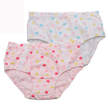 baby boys and baby girls anti-bacterial thick cotton girl kids underwear models comfortable