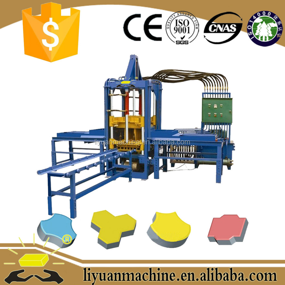 new idea brick making business QTF3-20 specialized paving best brick making machine in asia