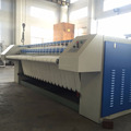 3 meter flatwork ironer and folder