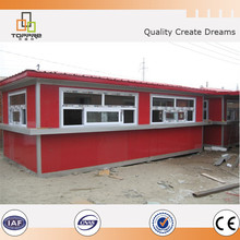 Modular EPS panel security guard booth prefabricated house for store