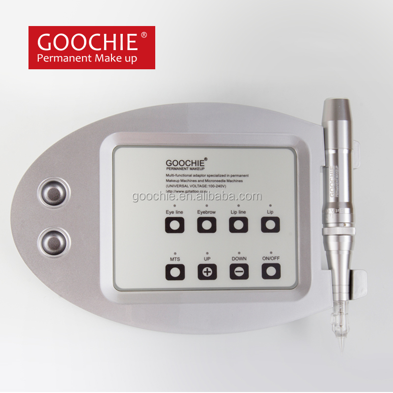 GOOCHIE A8 Multifunction derma & permanent makeup device with digital control panel