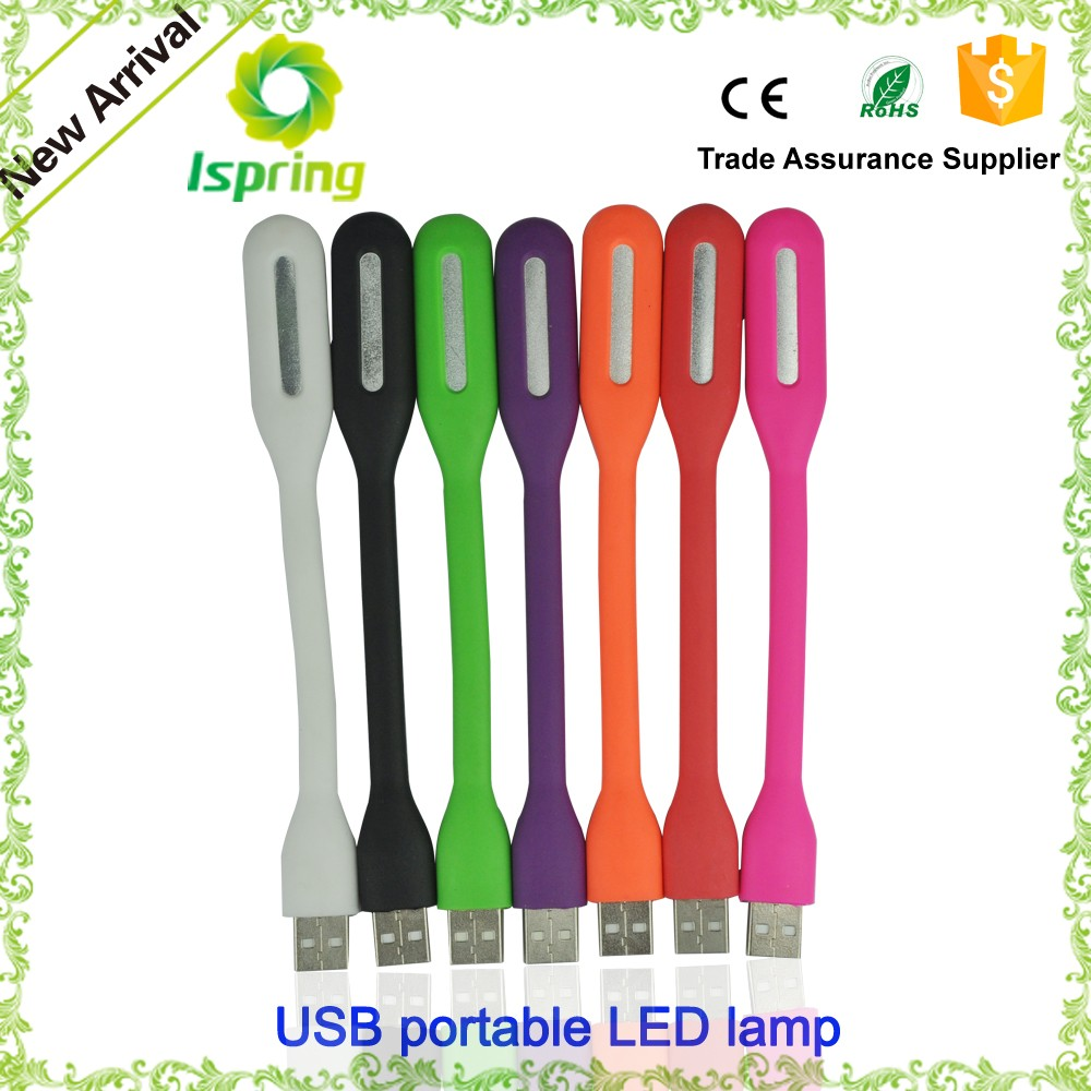 New Usb Reading Light Led Light With Usb Mini Usb Led Lamp For Power Bank/comupter/outdoor